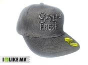 "Artikebild zum Artikel Snap-Back-Cap ""Sorry i´m fresh"" MV - (Blackedition) des Onlineshops Kopiertier 